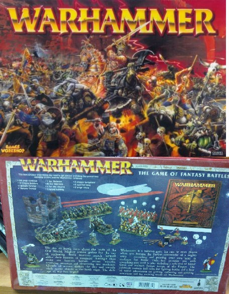 Games Workshop Warhammer Fantasy Starter Box Set