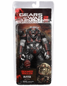 Gears of War 2 Boomer Mauler Action Figure