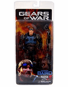 Gears of War Damon Baird Action Figure