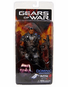 Gears of War Dominic Santiago Action Figure