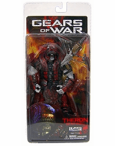 Gears of War Theron Sentinel Action Figure
