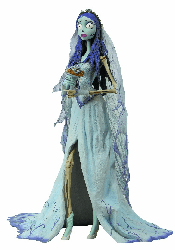 Gentle Giant Corpse Bride Statue