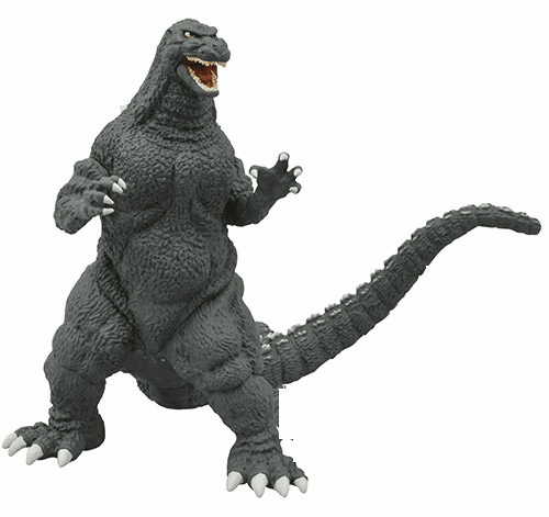 Gentle Giant Godzilla 1989 Movie Version Coin Bank
