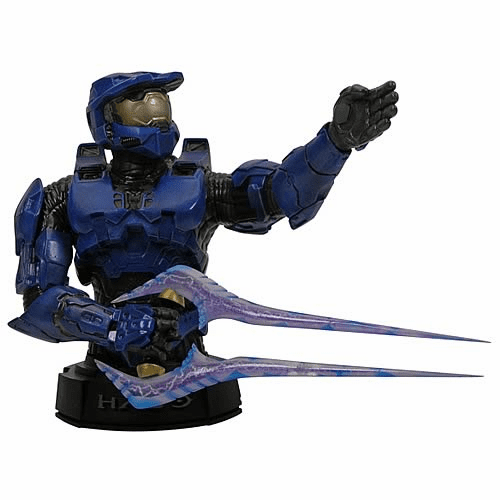 Gentle Giant Halo Blue Master Chief Mini Bust