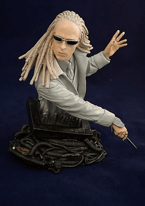 Gentle Giant Matrix Reloaded Twin #1 Mini Bust