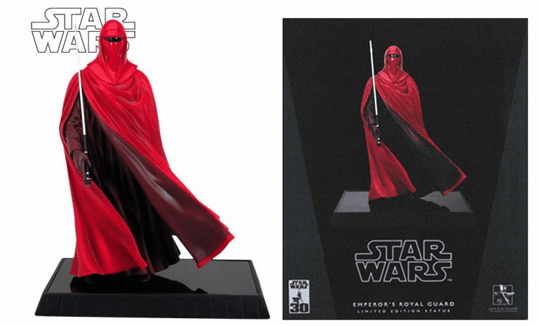 Gentle Giant Star Wars Royal Guard Statue