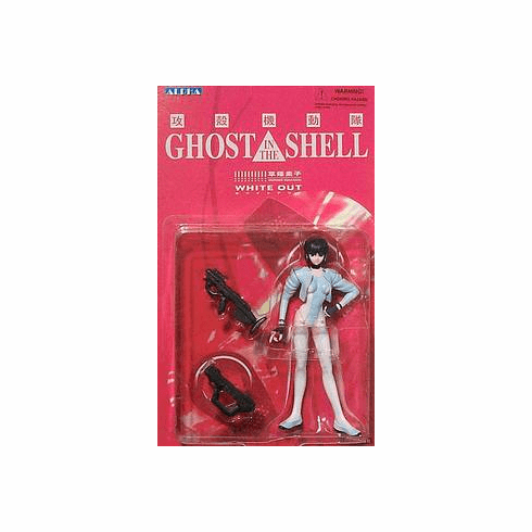 Ghost in the Shell White Out Action Figure