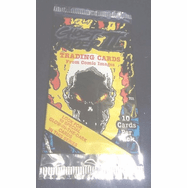 Ghost Rider II Collectible Trading Cards Pack