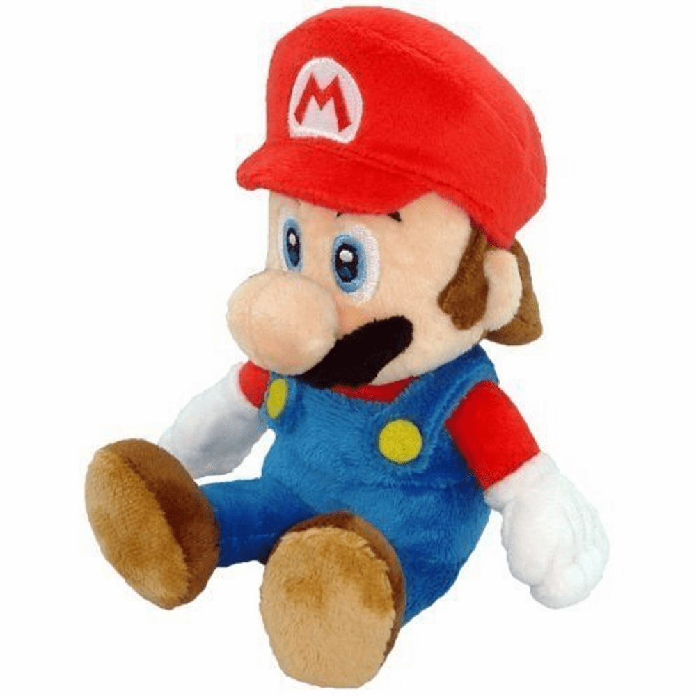 Global Holdings Super Mario Brothers Mario Plush