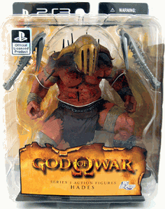 God of War III Hades Action Figure