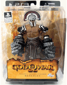 God of War III Hercules Action Figure