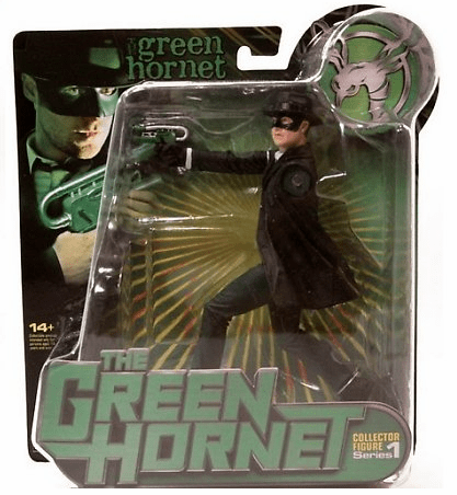 Green Hornet Movie Green Hornet Action Figure