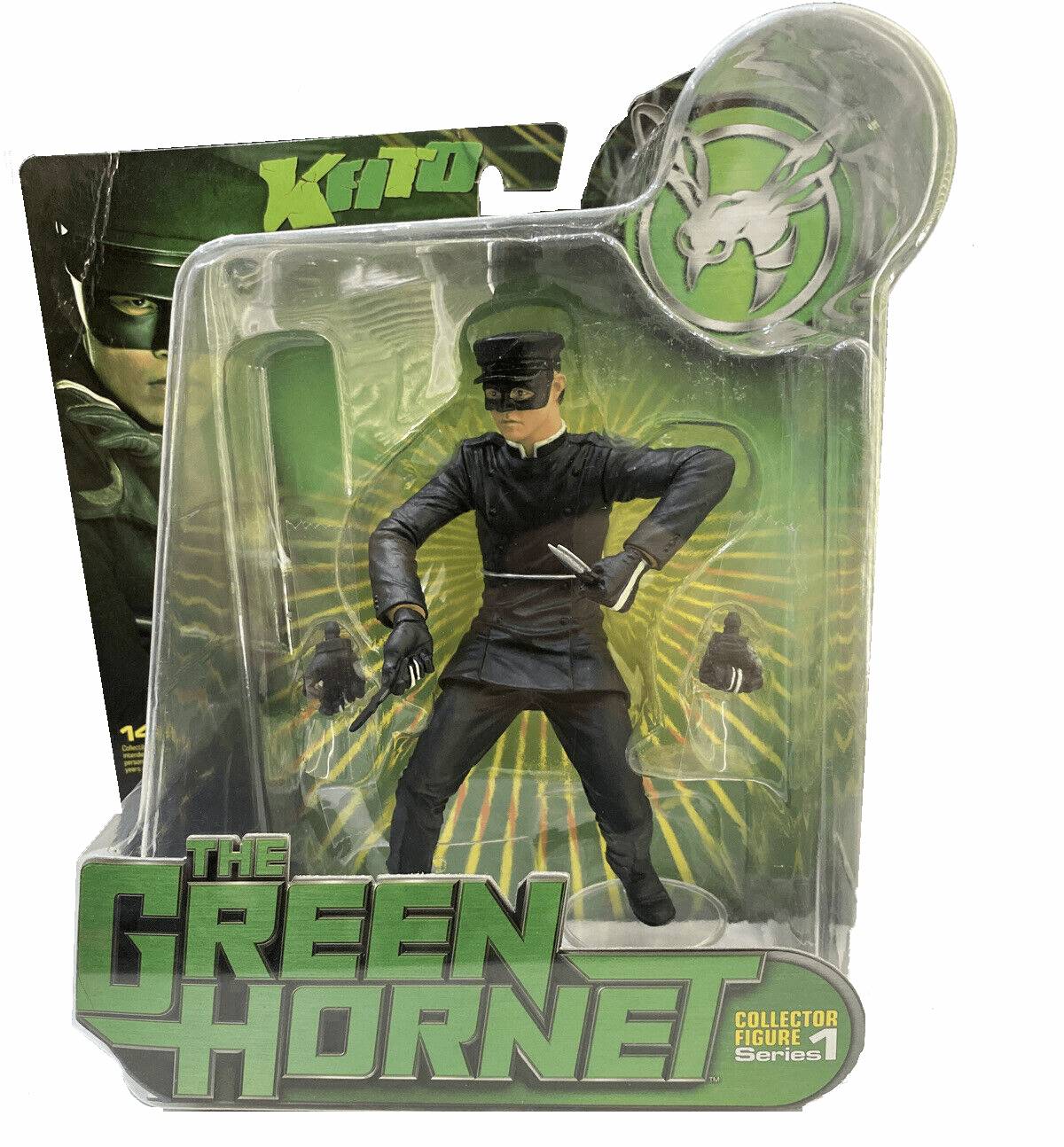 Green Hornet Movie Kato Action Figure