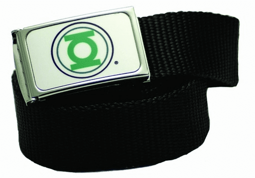 Green Lantern Web Belt