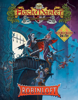 HackMaster Role Playing Game Robinloft Adventure Module