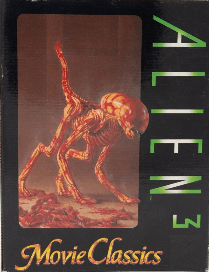 Halcyon Movie Classics Alien 3 Dog Burster Model Kit