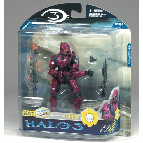 Halo 3 Scout