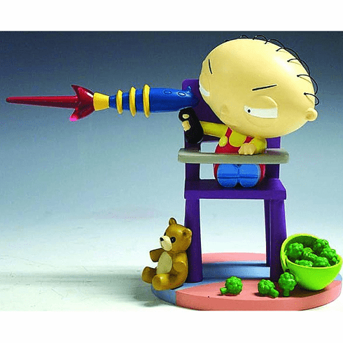 Hamilton Action Family Guy Time To Be Bad Stewie Statue