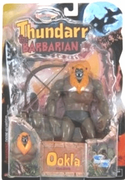 Hanna-Barbera Thundarr the Barbarian Ookla the Mok Figure