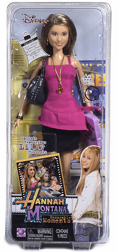 Hannah Montana Memorable Moments Lilly Truscott Doll