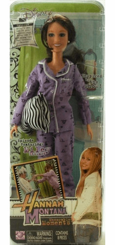 Hannah Montana Memorable Moments Miley Stewart Doll