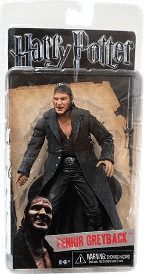 Harry Potter and The Deathly Hallows Fenrir Greyback Figure