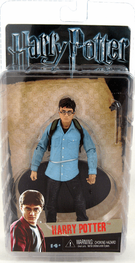 Harry Potter and The Deathly Hallows Harry Potter Figure