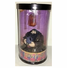 Harry Potter Hero Series Mini Hagrid Figurine with Scope