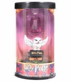 Harry Potter Hero Series Mini Hedwig Figurine with Scope