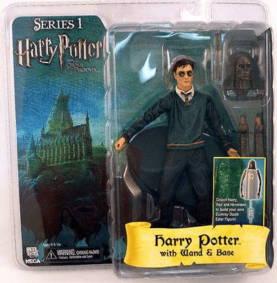Harry Potter Order of the Phoenix Harry Potter Figure