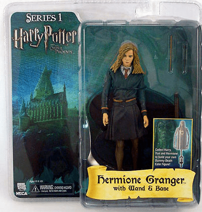Harry Potter Order of the Phoenix Hermione Granger Figure