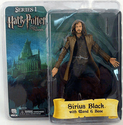 Harry Potter Order of the Phoenix Sirius Black Figure