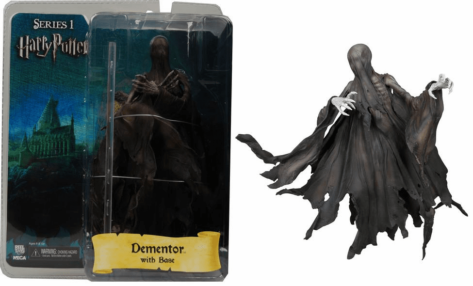 Harry Potter The Goblet of Fire Dementor Figure