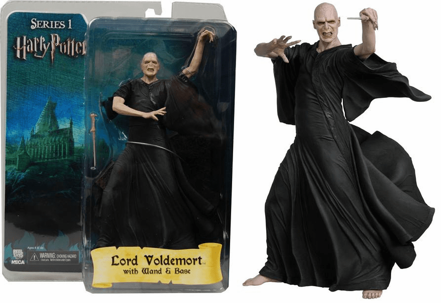 Harry Potter The Goblet of Fire Lord Voldemort Figure