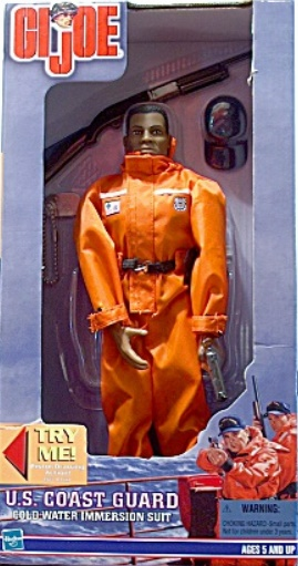 Hasbro GI Joe U.S. Coast Guard Action Figure