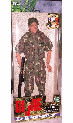 Hasbro GI Joe U.S. Marine Boot Camp Action Figure