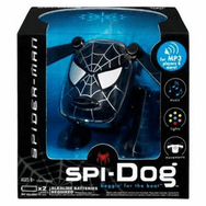 Hasbro Marvel Spider-Man Black Spi-Dog Electronic Device