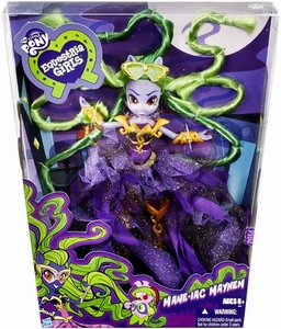 Hasbro My Little Pony SDCC Equestria Girls Mane-iac Mayhem Figure