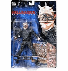 Hellraiser CD Action Figure