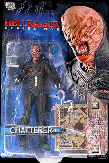 Hellraiser Chatterer Action Figure