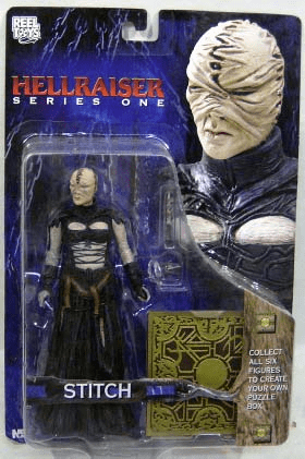 Hellraiser Stitch Action Figure