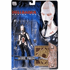 Hellraiser Wire Twin Action Figure