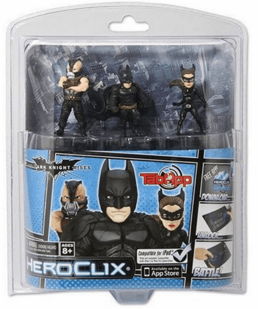 Heroclix Dark Knight Rises TabApp Pack
