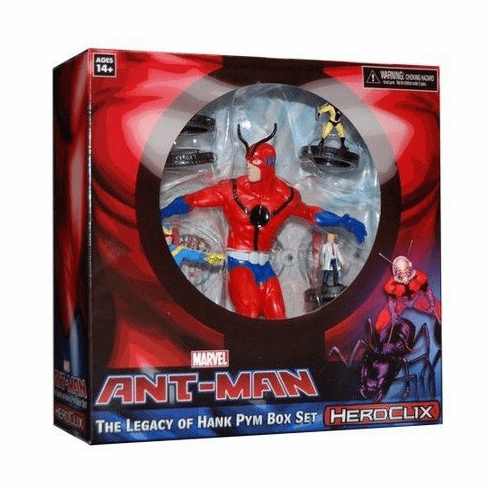 Heroclix Marvel Ant-Man Legacy of Hank Pym Box Set