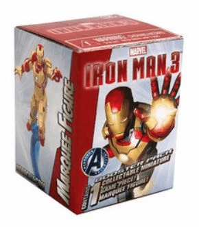 HeroClix Marvel Iron Man 3 Marquee Figure
