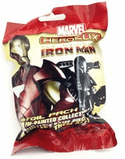 Heroclix Marvel The Invincible Iron Man Gravity Booster Pack