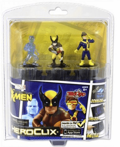 Heroclix Marvel X-Men TabApp Pack