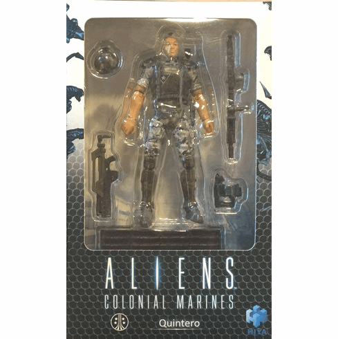 Hiya Toys Aliens Colonial Marines Private Guillermo Quintero Figure