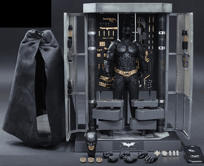 Hot Toys Batman Armory Batman Figure