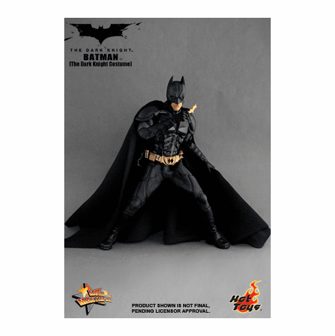 Hot Toys Collectibles The Dark Knight 1/6th scale Batman The Dark Knight Costume Action Figure